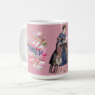 Costumes ~ Personalised EMILY~ Valentine's Day Coffee Mug
