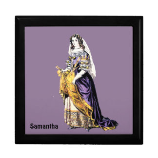 ~ COSTUMES ~ Personalised for Samantha ~ Gift Box