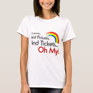 Costumes, Pictures, Tickets Dance Teacher T-Shirt