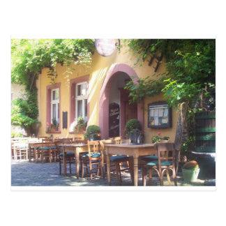 cosy eathouse postcard