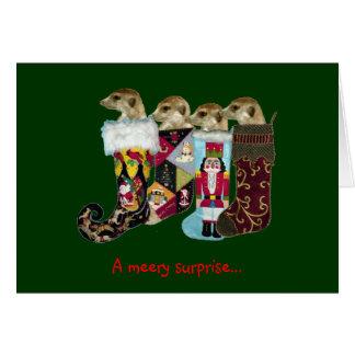 Cosy Holidays - KMP Seasons Greetings Card
