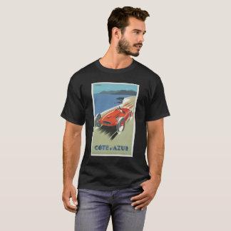 COTE D' AZUR vintage picture. T-Shirt