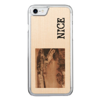 COTE D'AZUR - Nice in France Carved iPhone 8/7 Case