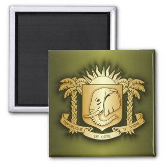 Cote d'Ivoire COA Magnet