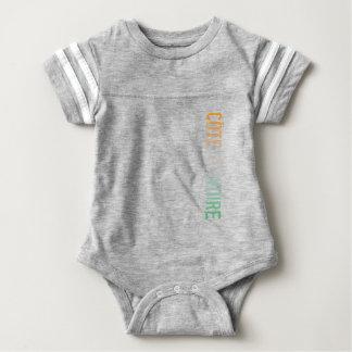 Cote d'Ivoire (Ivory Coast) Baby Bodysuit