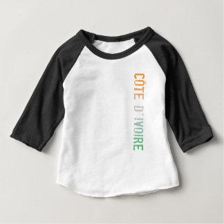 Cote d'Ivoire (Ivory Coast) Baby T-Shirt