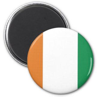 CotedIvoire National Flag Magnet
