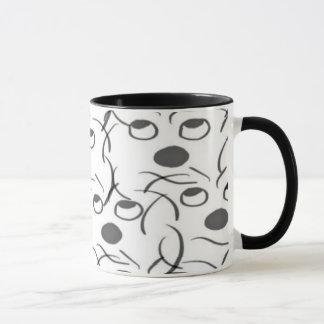Coton de Tulear Cartoon Mug
