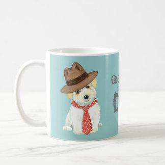 Coton de Tulear Dad Coffee Mug