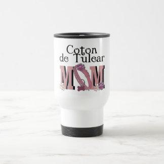 Coton de Tulear MOM Travel Mug