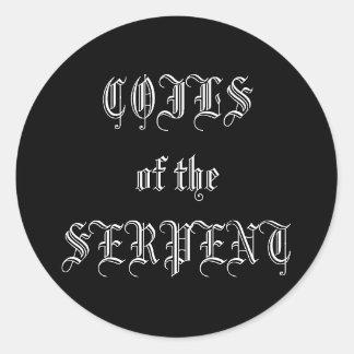 COTS Sticker Gothic!