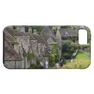 Cotswold stone cottages in the village of iPhone 5 cases