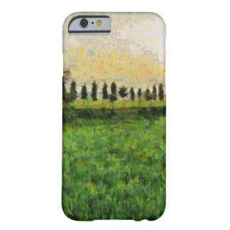 Cottage and farm barely there iPhone 6 case