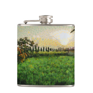 Cottage and farm hip flask