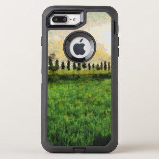 Cottage and farm OtterBox defender iPhone 8 plus/7 plus case