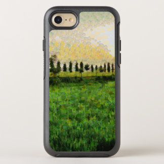 Cottage and farm OtterBox symmetry iPhone 7 case
