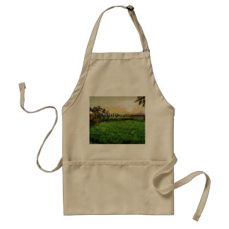 Cottage and farm standard apron