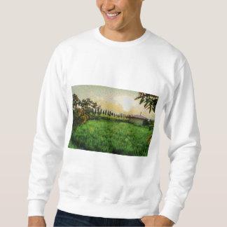 Cottage and farm sweatshirt