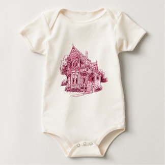 Cottage Baby Bodysuit