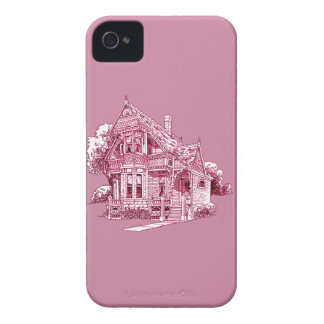 Cottage Case-Mate iPhone 4 Case