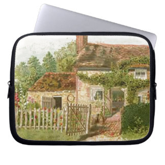Cottage Computer Sleeves