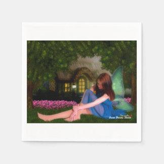 Cottage Fairy Disposable Napkin