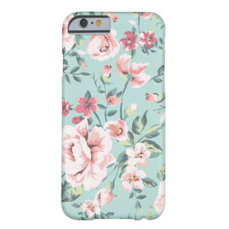 Cottage Floral Pattern Barely There iPhone 6 Case