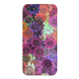 Cottage garden floral pern case for the iPhone 5