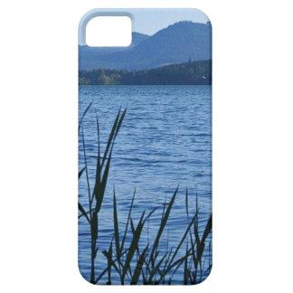 Cottage Grove Lake in Blue iPhone 5 Cover