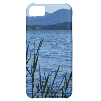 Cottage Grove Lake in Blue Cover For iPhone 5C
