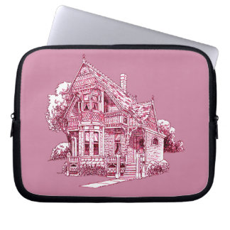 Cottage Laptop Sleeves