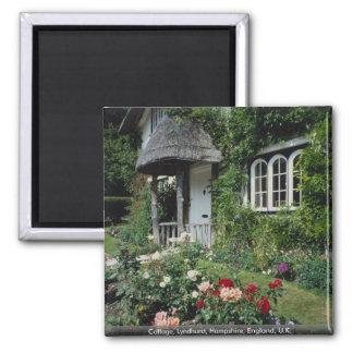 Cottage, Lyndhurst, Hampshire, England, U.K. Magnet