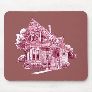 Cottage Mouse Pad