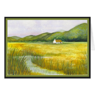 Cottage On The Fens #9 Card