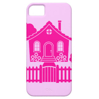 Cottage & Picket Fence iPhone 5 Cases