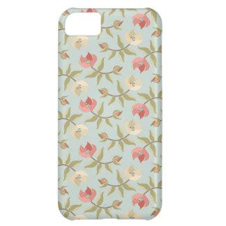Cottage Rose iPhone 5C Cases