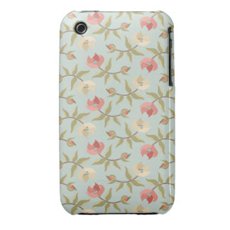 Cottage Rose iPhone 3 Covers