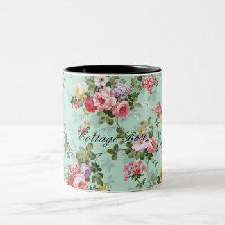 Cottage Rose Coffee or Tea Mug
