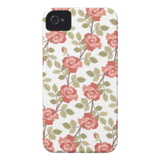 Cottage Rose iPhone 4s Case iPhone 4 Case