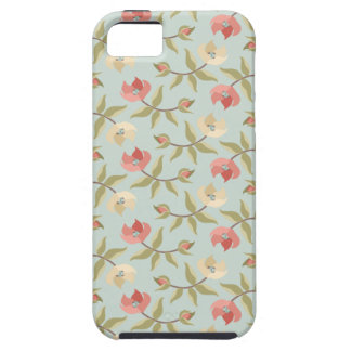 Cottage Rose iPhone 5 Covers