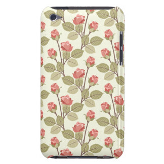 Cottage Rosebuds Case-Mate iPod Touch Case