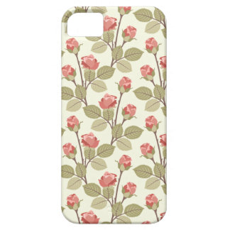 Cottage Rosebuds iPhone 5 Cases