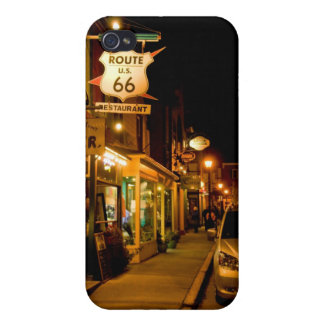 Cottage Street, Bar Harbor iPhone 4 Case