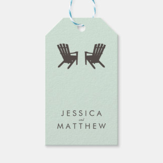 Cottage Wedding // Gift or Favour Tags