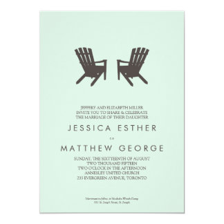 Cottage Wedding // Invitation