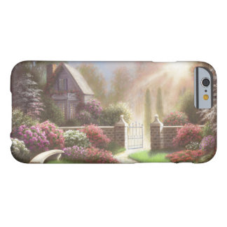 COTTAGE with a GARDEN iphone 6 case  Barely There