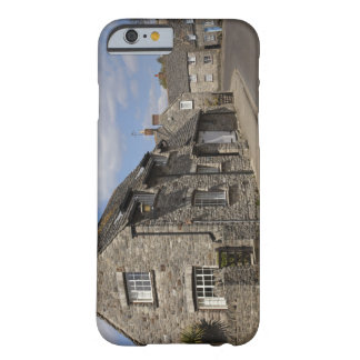 Cottages, Corfe Castle village, Dorset, England, Barely There iPhone 6 Case
