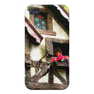 Cottages iPhone 4/4S Cover