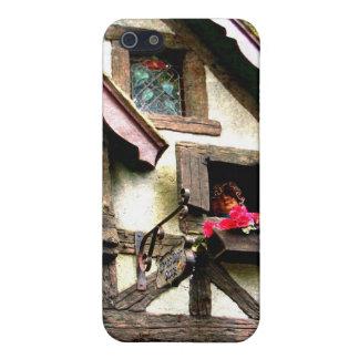 Cottages iPhone 5 Case