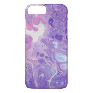 """""""Cotton Candy 1"""" Abstract Painting Phone Case"""